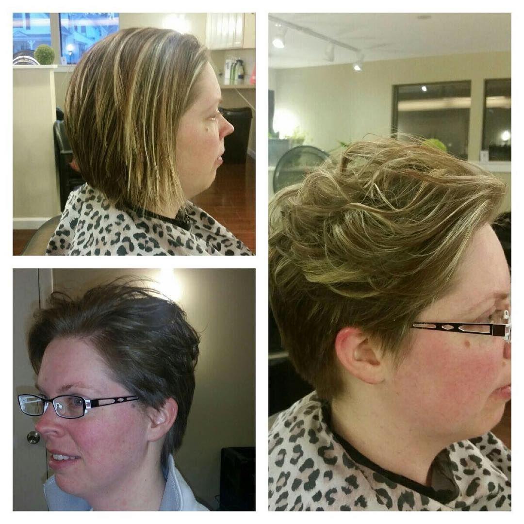 Haircut By Katie At Radura Salon And Spa In Manchester Nh Call 603