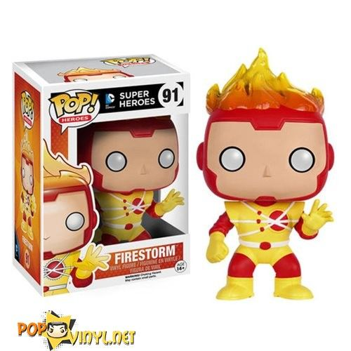 DC Comics Pop - Firestorm - Funko