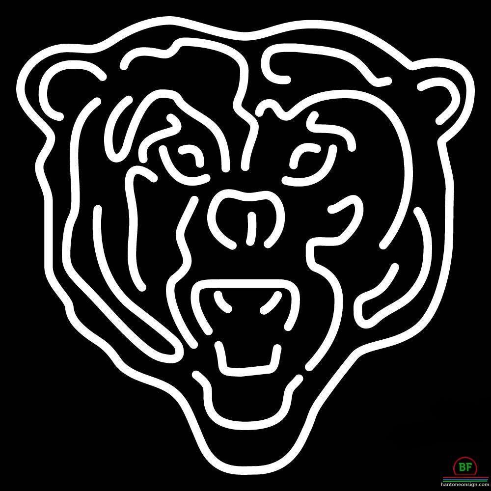 Mercer Bears Neon Sign NCAA Teams Neon Light | Neon signs