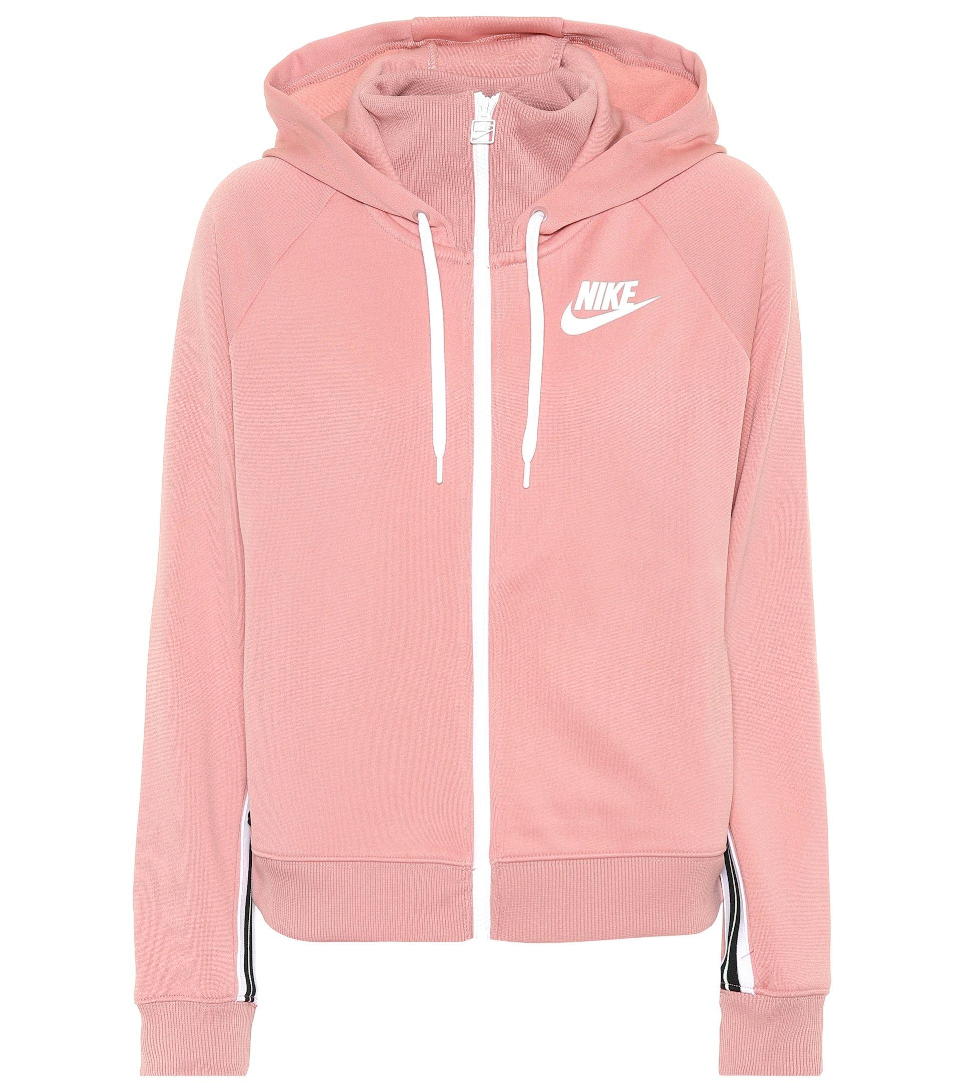 Nike Hooded jacket | Mytheresa | Nike outfits, Nike jacke