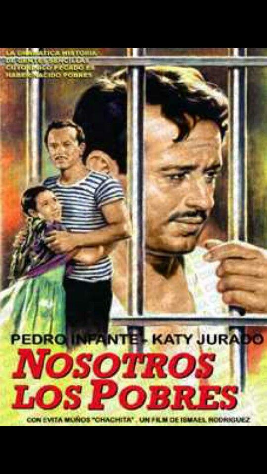 Nosotros Los Pobres Classic Films Posters Movie Posters Vintage Film Posters Vintage Si eres fan de los guapos: pinterest