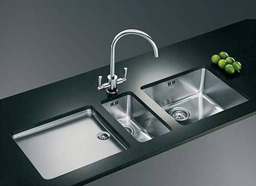 Stainless Steel Kitchen Sinks And Modern Faucets Functional Kitchen Design Ideas Modern Kitchen Sinks Best Kitchen Sinks Undermount Kitchen Sinks