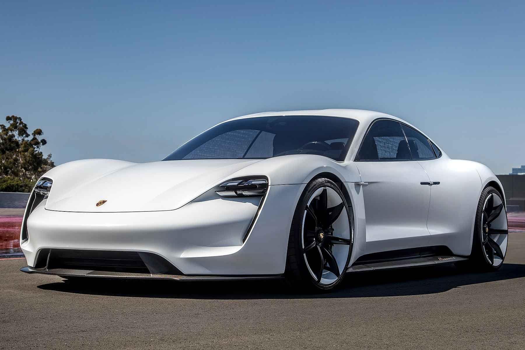 Porsche Taycan Coming 2019 Porsche Taycan Porsche Mission Mission E