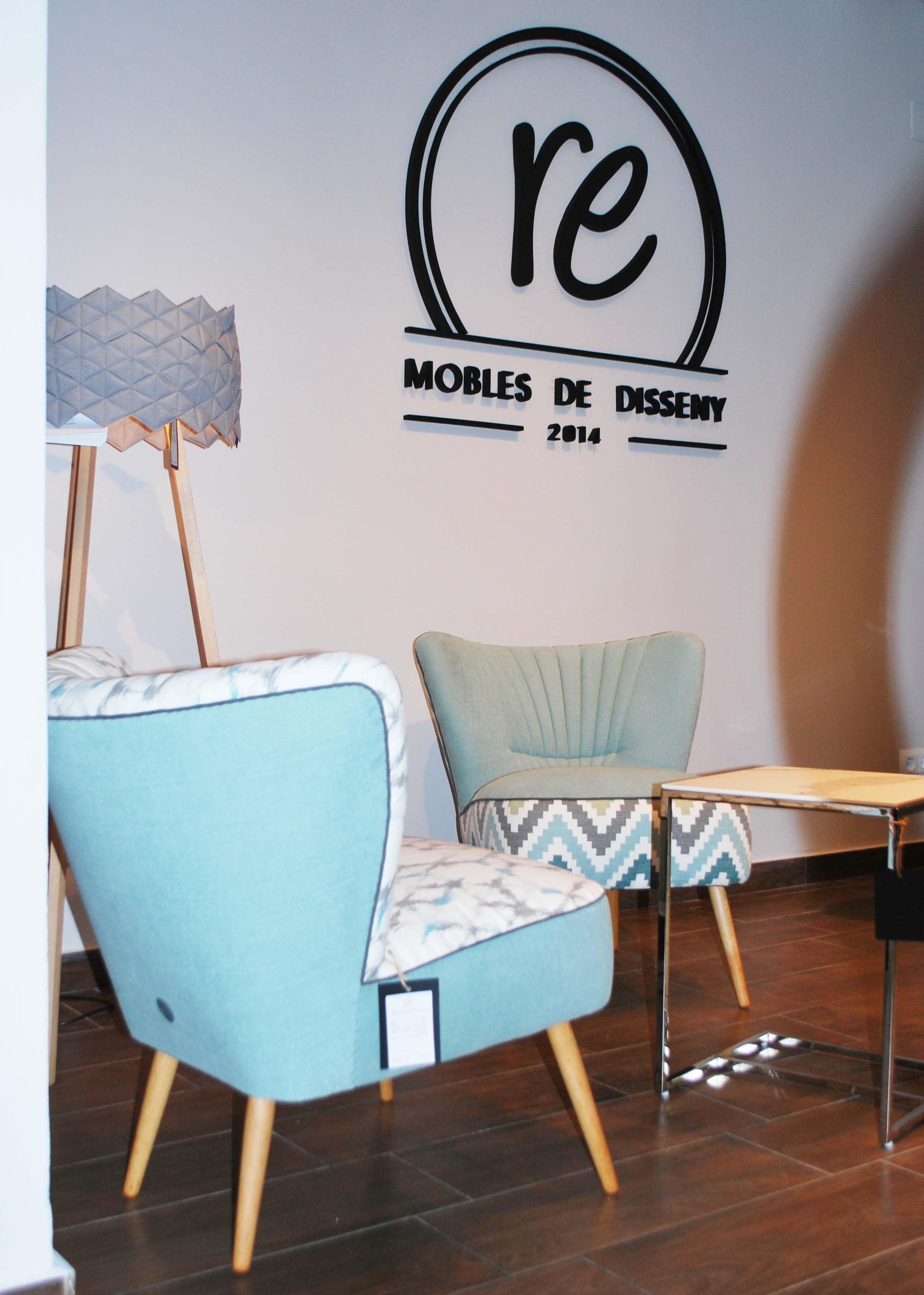 Butaca Dise O Decoracion Interiores Muebles Barcelona Vintage  # Ideas Muebles Barcelona