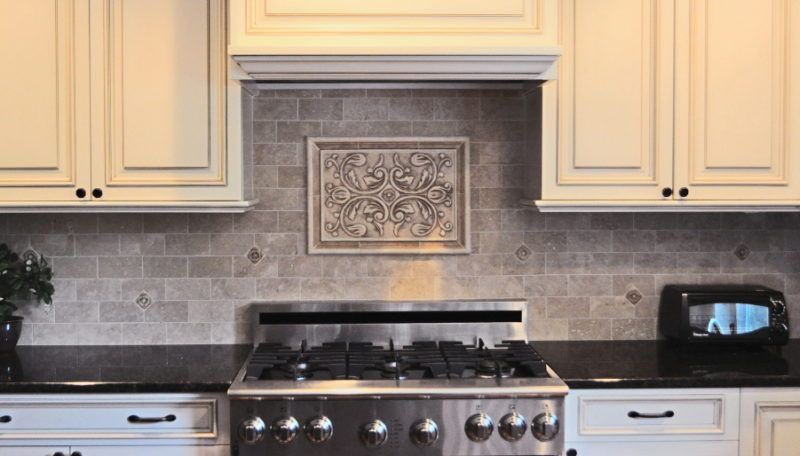 Decorative Tile Inserts Awesome Decorative Tile Inserts Kitchen Backsplash  Kitchen  Pinterest Review