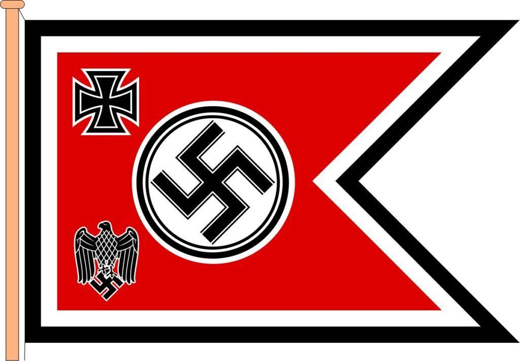 Salmuth Hans Eberhard Kurt Von Schwerin German Flag Rudolf