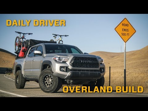 Daily Driver Overland Build YouTube