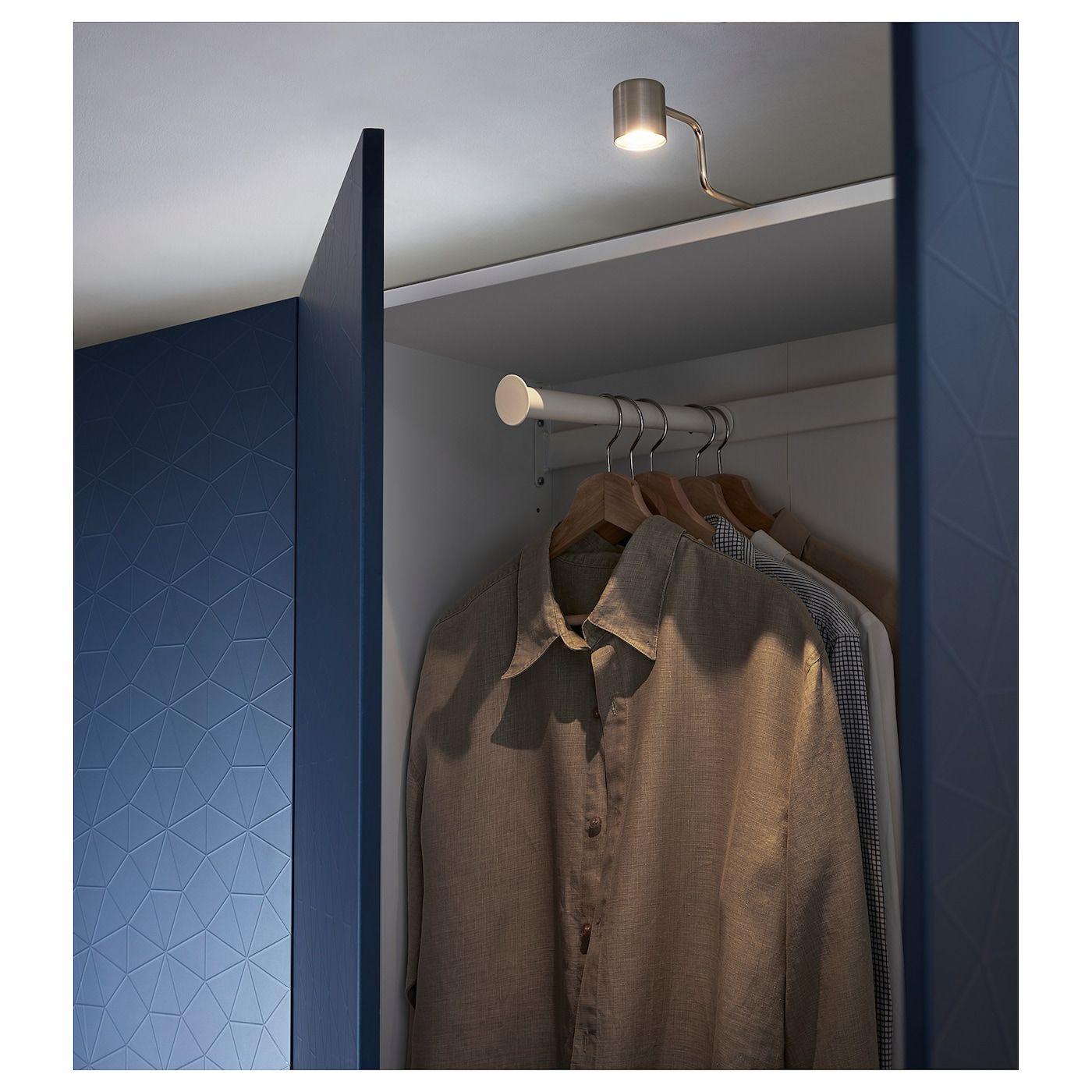 Urshult Schrankbeleuchtung Led Vernickelt Schrankbeleuchtung