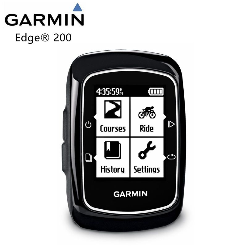 Garmin Edge 200 Gps Fiets Computer Snelheidsmeter Geven Een Mount
