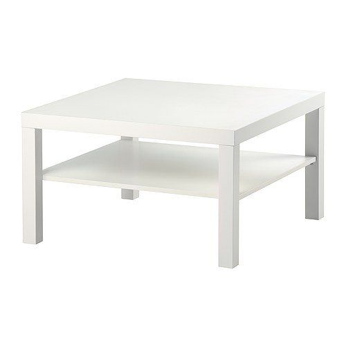 Ikea Lack Coffee Table Square White