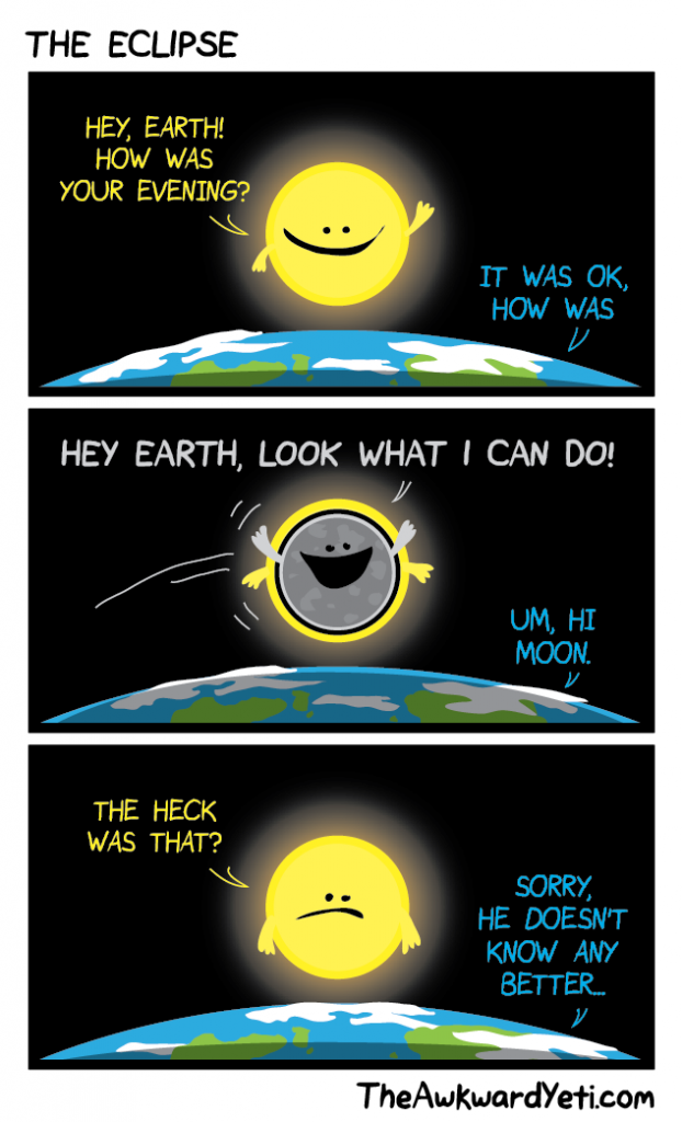 eclipse funny quotes