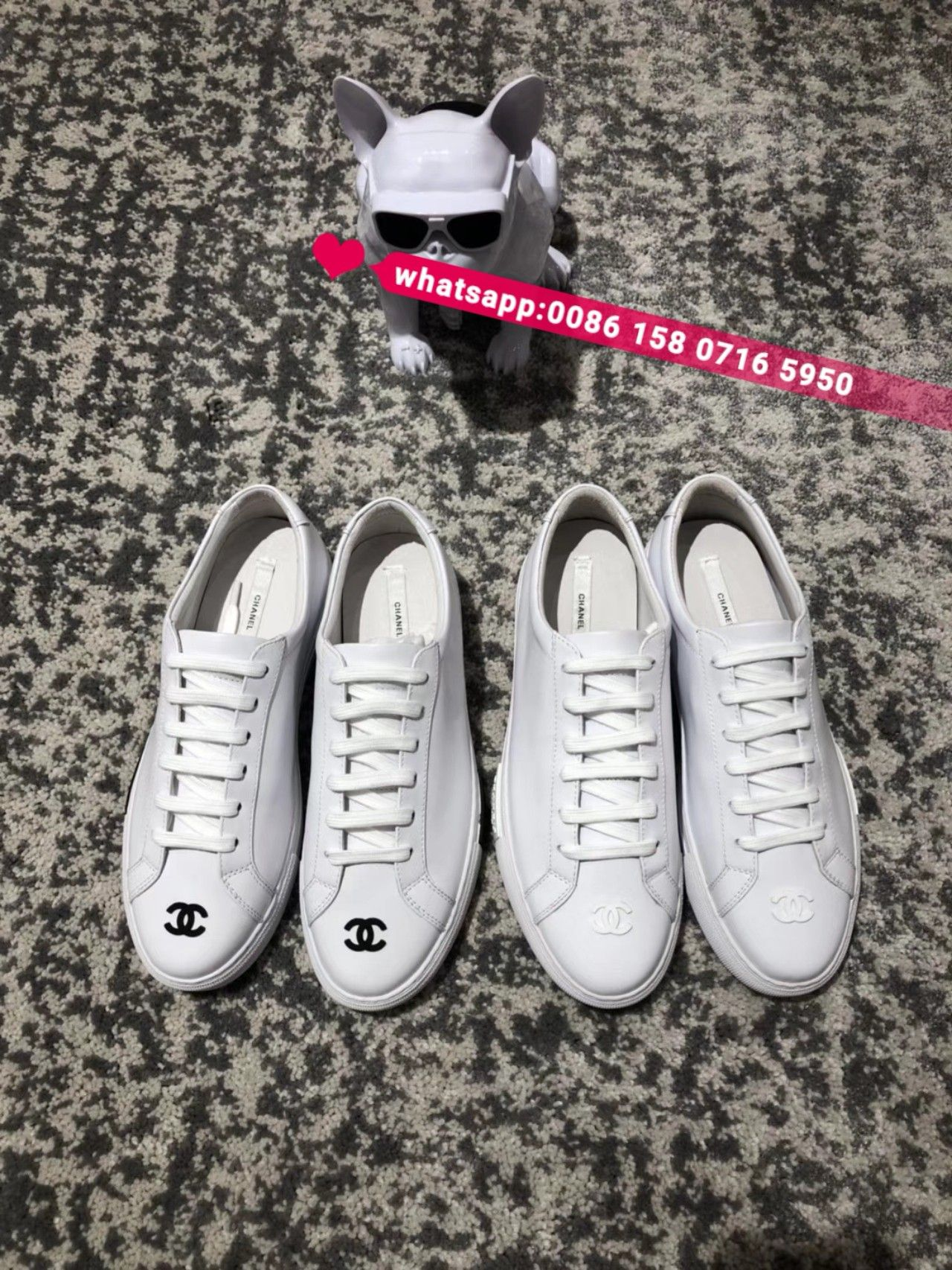 2019 new Chanel sneakers trainers woman