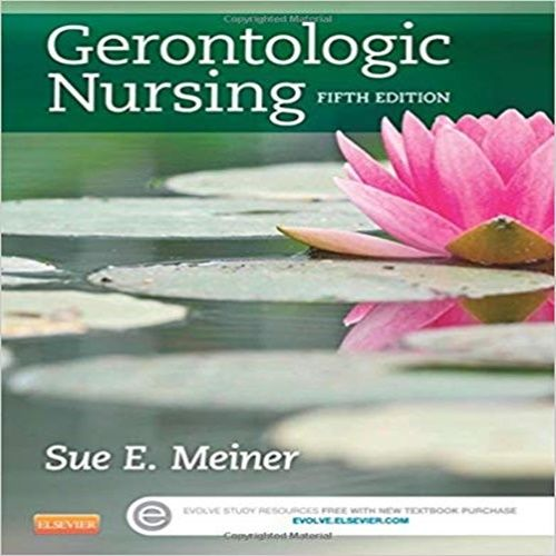 Amazon. Com: gerontologic nursing e-book (gerontologic nursing.