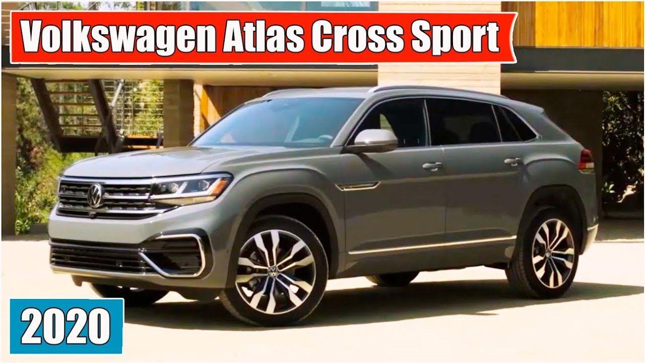 Volkswagen Atlas Cross Sport 2020. Обзор компактного