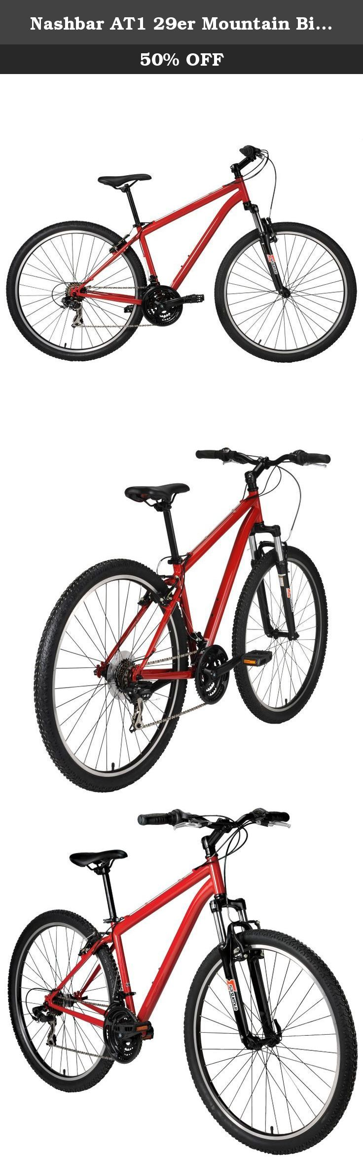 Nashbar At1 29er Mountain Bike 19 Inch If You Re Looking For A 29