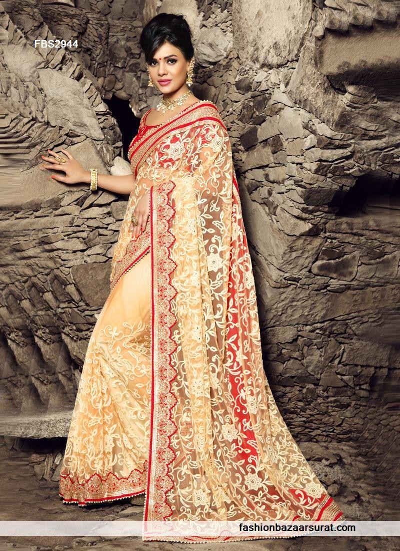 Saree for women wedding net peppy peach designer sarees  buy sarees online  online indian