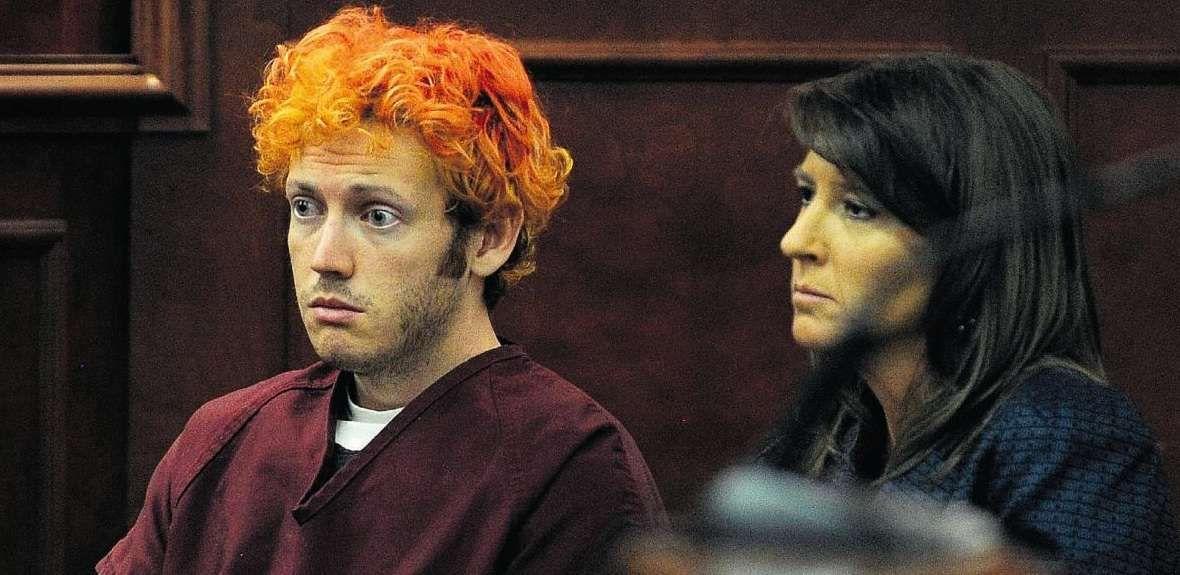 Batman 'Joker' James Holmes charged with 1st degree murder