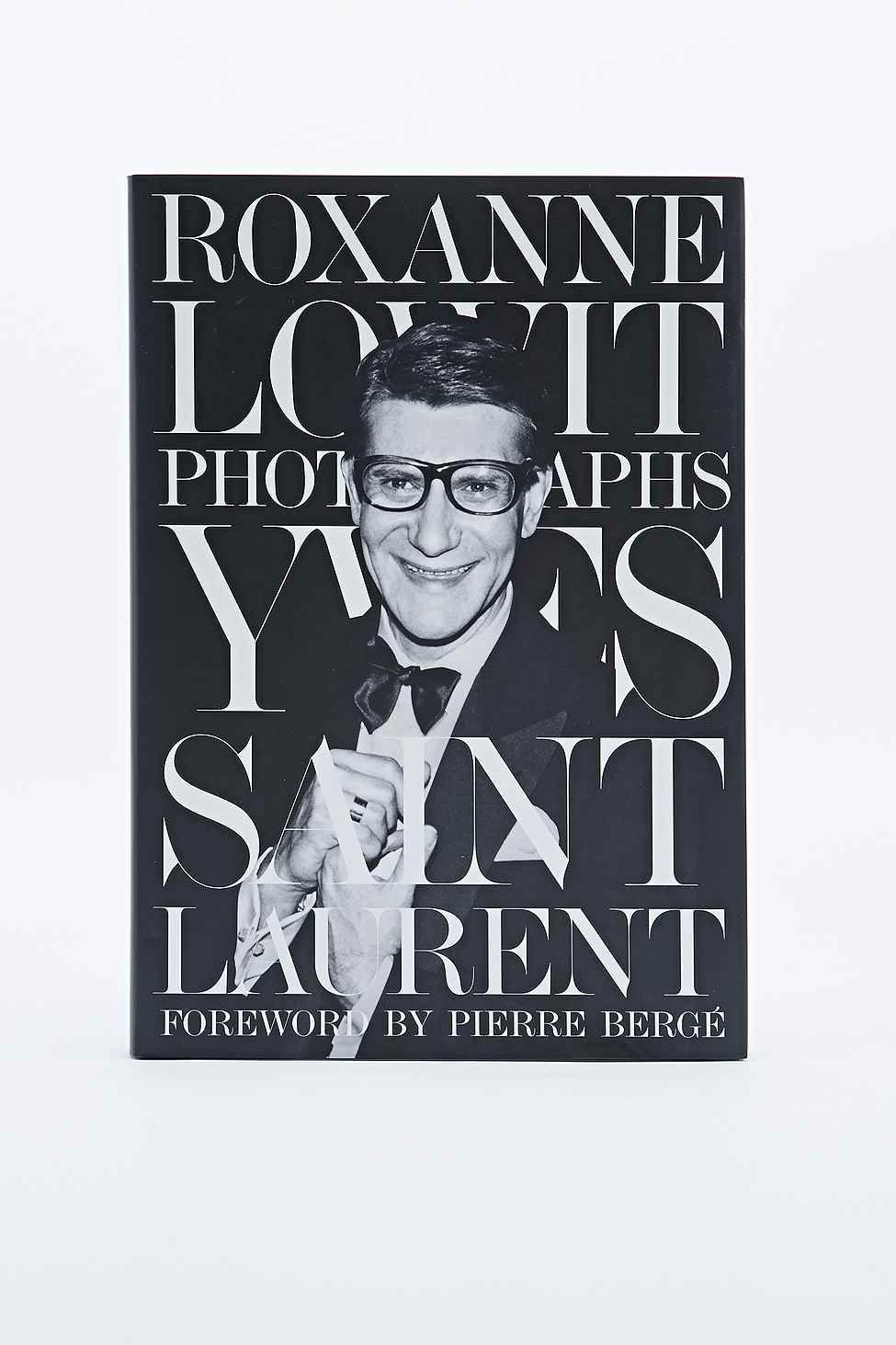 Yves Saint Laurent Book Yves Saint Laurent Saint Laurent
