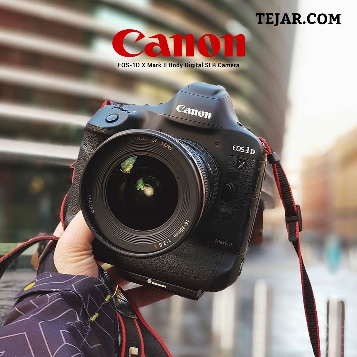 Canon Eos 1d X Mark Ii Body Digital Slr Camera In 2021 Canon Camera Camera Stylish Camera
