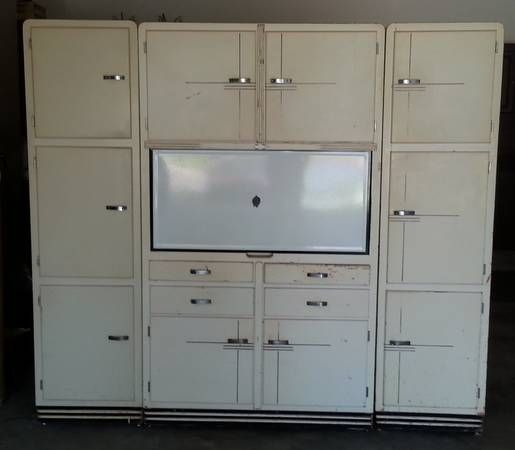 Sellers Kitchen Cabinet: 1934 Sellers Cabinet
