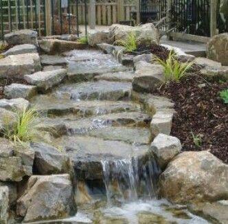Fuente 5 niveles fuentes water in house fuentes for Diseno de fuente de jardin al aire libre