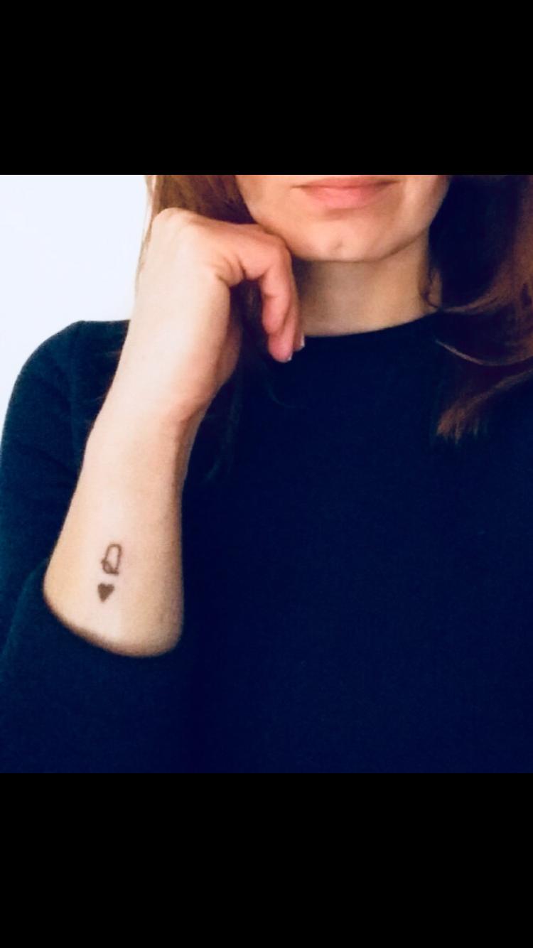 Dama Kier Tatuaż Tattoos Fish Tattoos