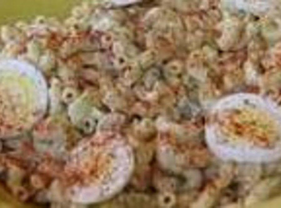 Grandma Carr's Macaroni Salad | Just A Pinch Recipes