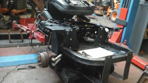 Stripping this mower down to its bare parts! #fixingthismachine #stallingsnc #monroenc #charlottenc #charlotte #monroe #stallings #local #unioncountychamber #indiantrailnc #service #servicecenter