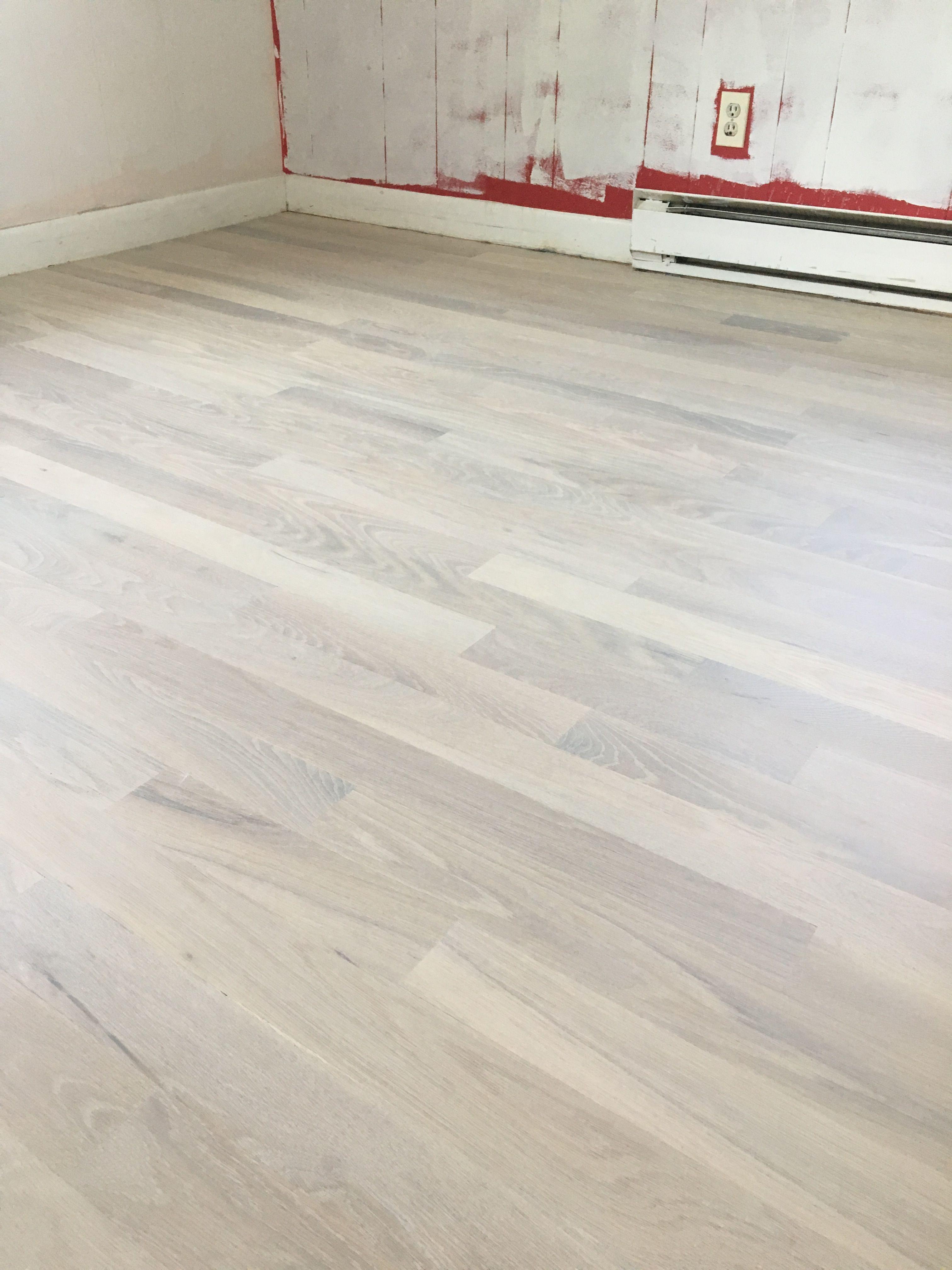 White oiled hardwood floors White oak 1 common finished