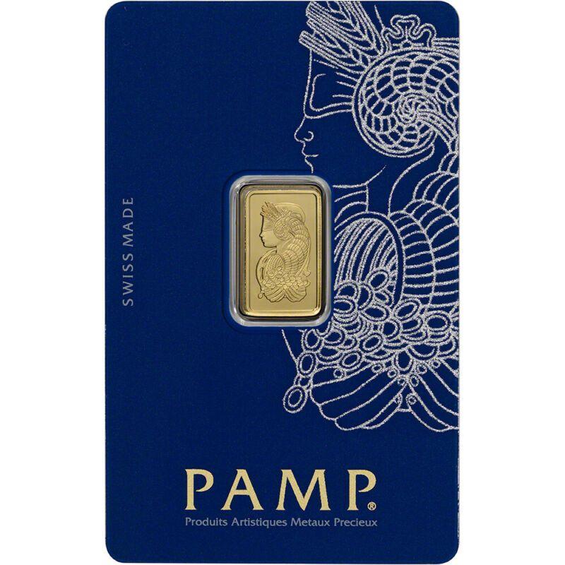 136 48 2 5 Gram Gold Bar Pamp Suisse Fortuna 999 9 Fine In Sealed Assay Gold Bar Buy Gold And Silver Gold Bullion Bars