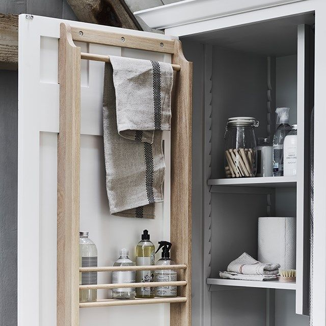 Chichester Laundry Broom Cabinet Neptune
