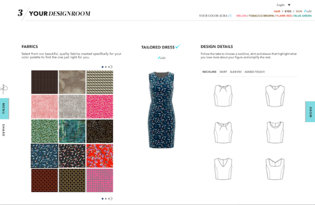 Design Your Own Custom Made Dress with PIOL!