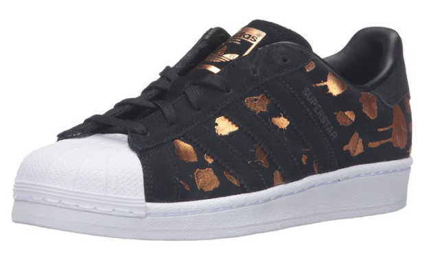 wholesale dealer 6eac2 41569 Adidas Superstar sneakers with metallic copper splotches.  21 Awesome  Products From Amazon To Put On Your Wish List