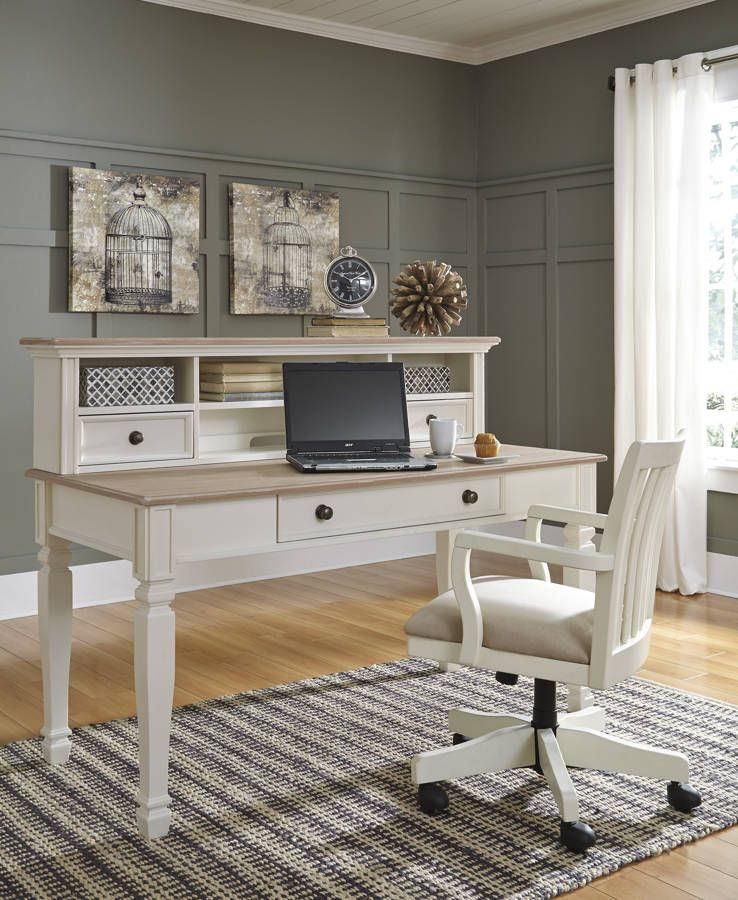 white wood office furniture. Perfect Office Sarvanny Casual White Wood Fabric Office Furniture Sets Throughout