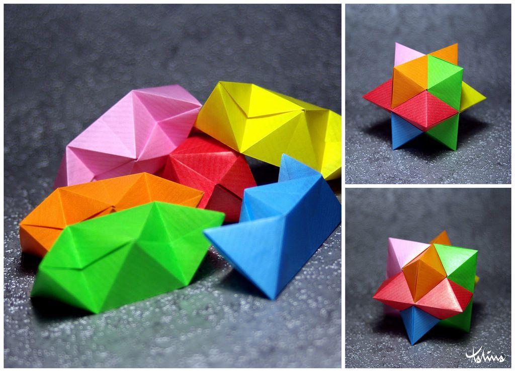 "Designer:  Barlaham Benítez Vargas ""Froy""  Tutorial: EzOrigami Diagram:   OrigamiUSA"