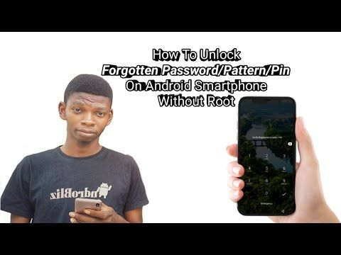 How To Unlock Forgotten Password/Pattern/Pin On Android ...