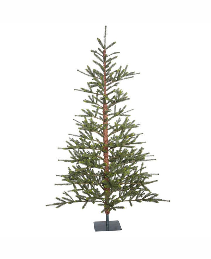Vickerman 7' Bed Rock Pine Artificial Christmas Tree Unlit ...