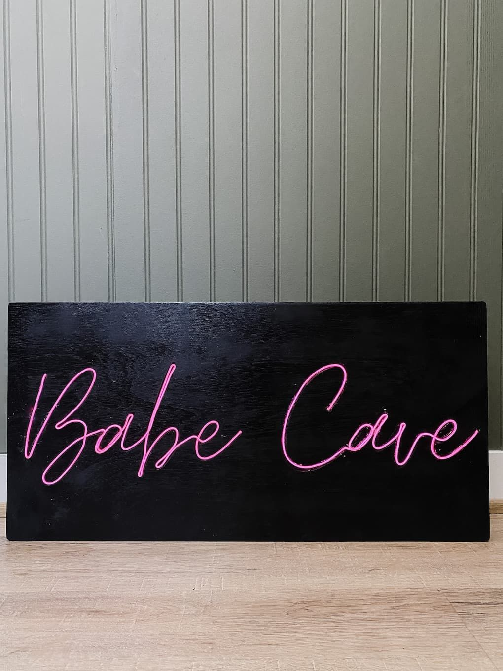 How to Make a DIY Neon Sign – Love & Renovations