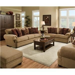 7553 7553 By United Furniture Industries Suburban Furniture