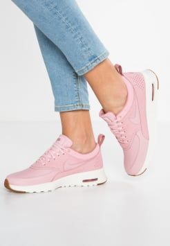 de7542ed8328 Nike Sportswear - AIR MAX THEA PRM - Baskets basses - pearl pink sail