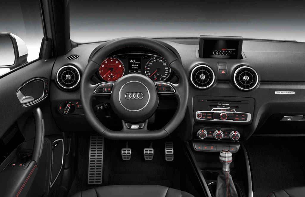 Audi A1 Audi Cars Audi Interior