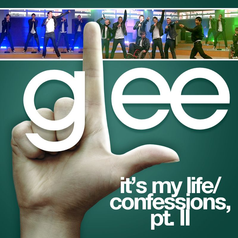 Lyric loving touching squeezing lyrics : It's My Life/Confessions | Glee The Music Songs, & Lyrics ...