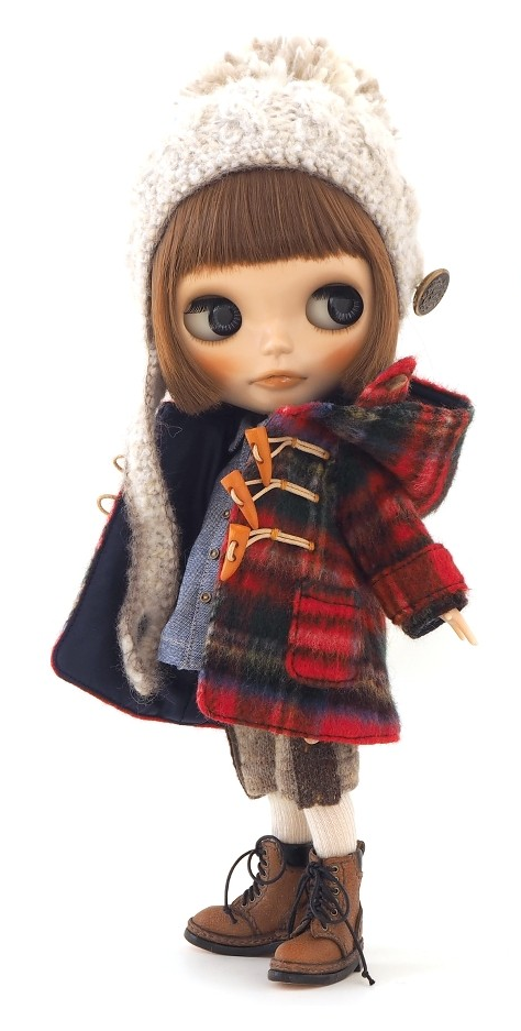 ** Blythe outfit ** Lucalily 507 **