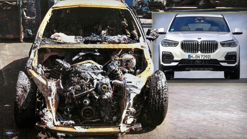 Brandstiftung AutoMafia zündet gezielt Luxusautos an
