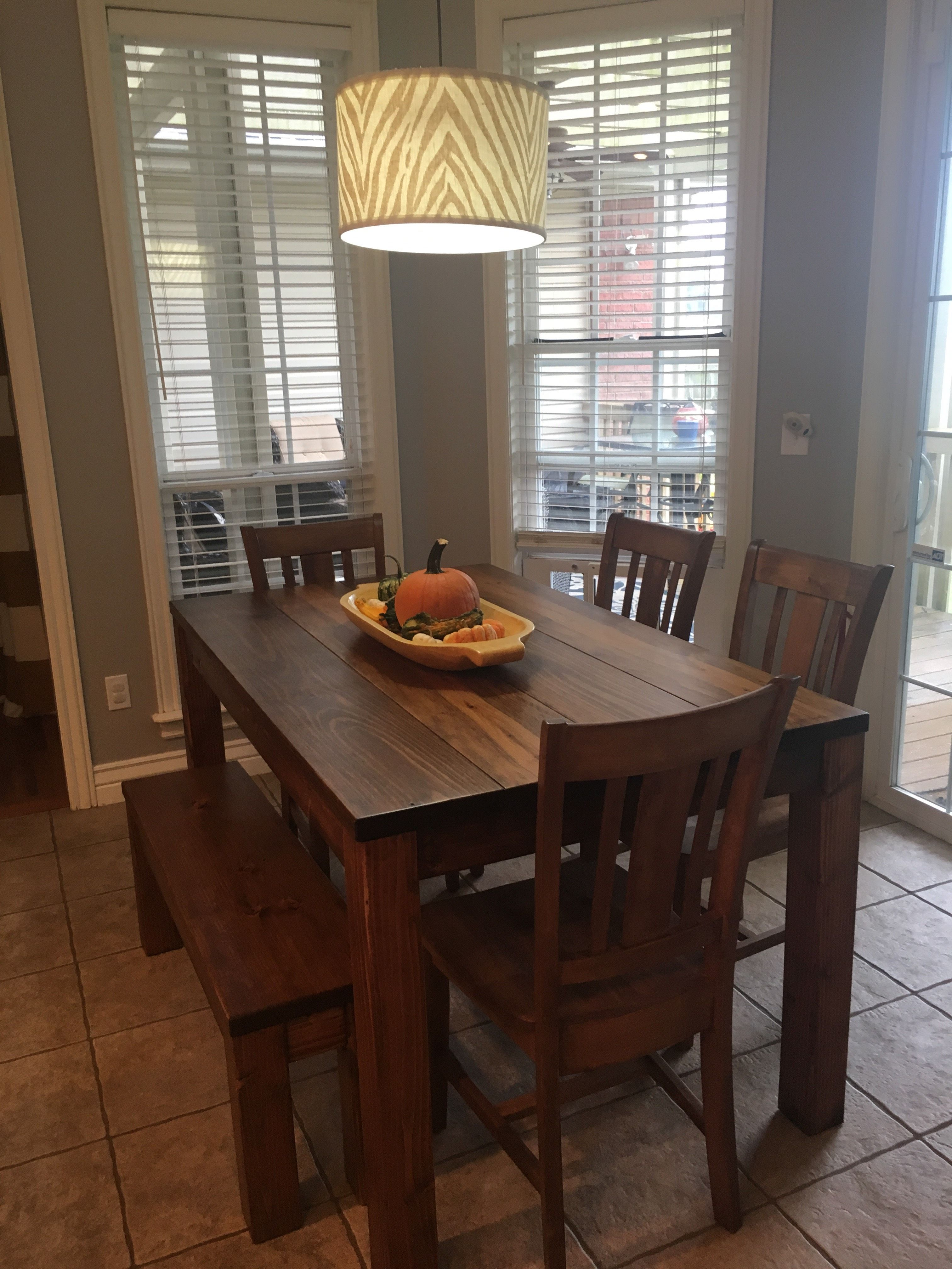 This Custom Parsons Table is 5u0027 L