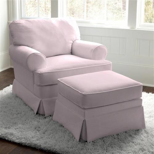 Pink Clic Glider Carousel Designs Nurserygliderchair