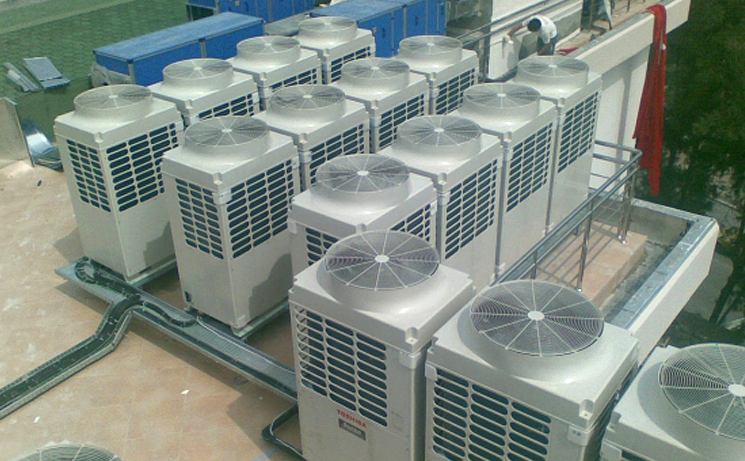Commercial Air Conditioning Systems Market Development