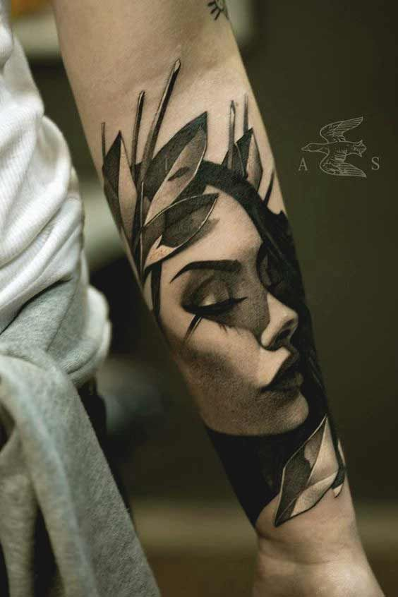 90 Coolest Forearm tattoos designs for Men and Women You Wish You ...