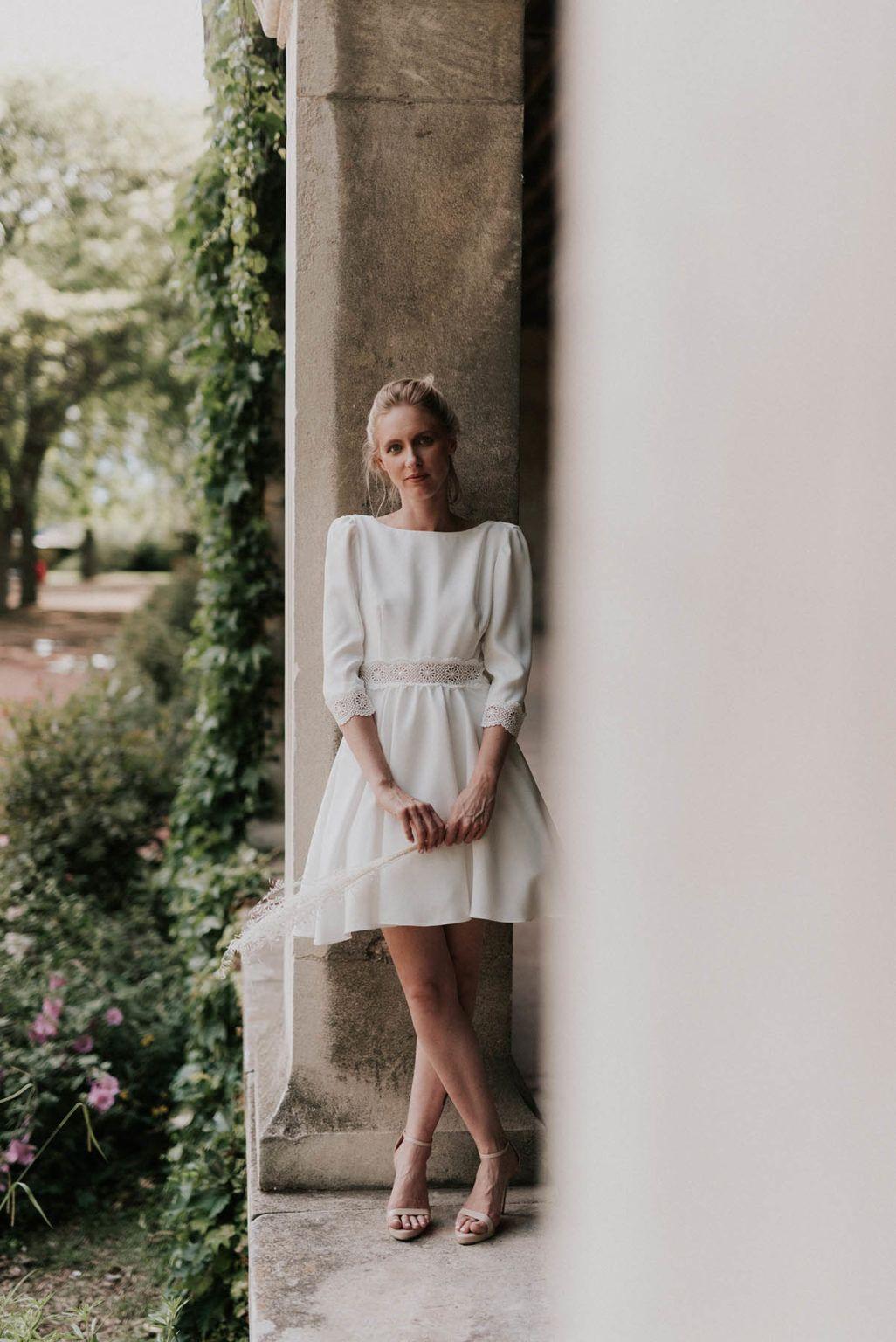 45 robes pour un mariage minimaliste - Le Wedding magazine