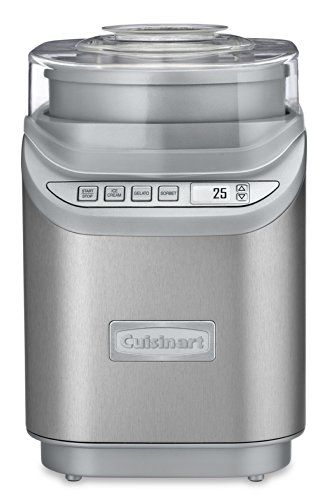 Cuisinart Ice70c Gelato Ice Cream And Sorbet Maker Silver Click For More Special Deals Cuisinart Ice Cream Cuisinart Ice Cream Maker Ice Cream Maker Reviews